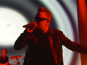 Get the latest U2 album for free from Apple