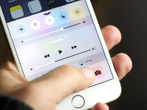What would you change about Control Center?