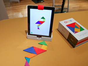 Watch Osmo, the iPad, and the real world collide!