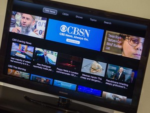 CBS News lands on Apple TV