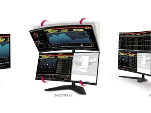 LG announces new UltraWide monitor line