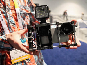 Early look at the BeastGrip Pro for your iPhone