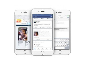Facebook adds AMBER Alerts in its News Feed