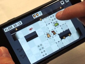 MicRogue is simple and brutal roguelike for iPhone