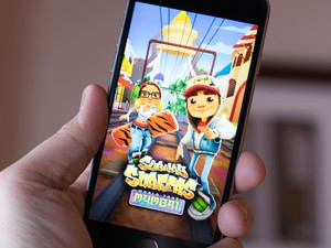 Latest Subway Surfers update is in India