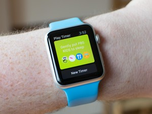 PBS Kids Super Vision now lets you control your child's screen time from your Apple Watch