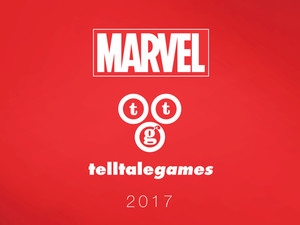 Telltale and Marvel team up for game series in 2017
