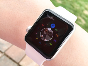 How to see you have unseen Digital Touches on Apple Watch