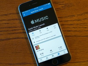 Apple invites fans to celebrate the launch of Apple Music on Facebook