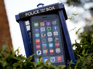 Deck out your iPhone with these sweet Doctor Who accessories