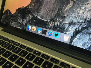 How to show only active apps in your OS X Dock