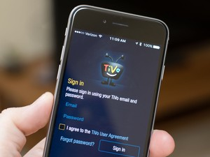 TiVo adds AirPlay support to its iPhone and iPad app