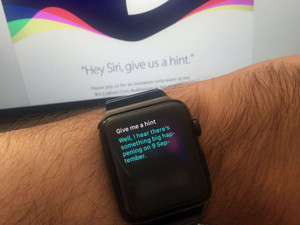 Siri teases September 9 iPhone event is 'something big' [Update: now with more to say]