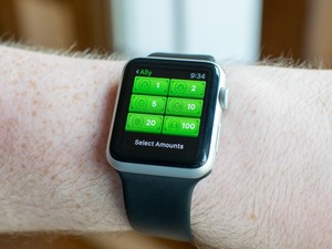 Square Cash snaps up Apple Watch support