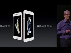 Apple's iPhone 6s event in 2 minutes