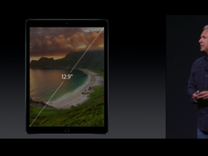 Apple officially announces the iPad Pro