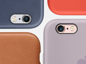 The new official iPhone cases and docks come in a wide palette of colors