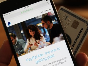 PayPal.Me is a new service for you to send money to friends