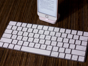 How to connect the Magic Keyboard to your iPhone