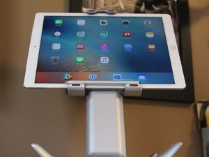 The iPad Pro Experiment: Day three brings image editing, reading, and music