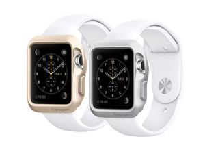 Save 40% today on Spigen cases for the 38mm Apple Watch