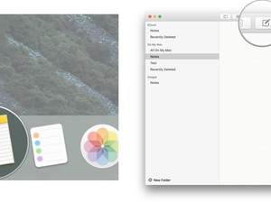 How to create, edit, and delete memos with Notes on Mac