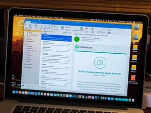 Outlook for Mac preview program begins