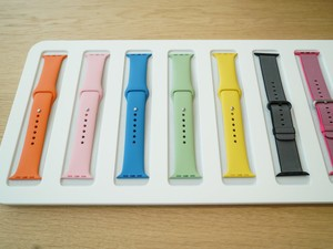 Maybe Apple should consider selling Apple Watch cases and bands separately
