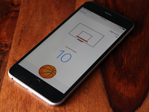 Facebook Messenger has a secret basketball game