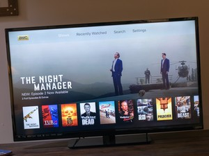 Running out of shelf space? Mount your Apple TV instead!
