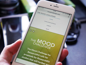 ResearchKit challenge will look into different moods