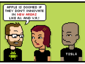 Comic: Doomed if you do, doomed if you don't