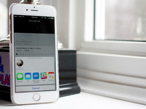 How to record anything at all with Voice Memos on iOS