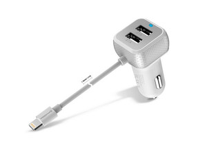 Save $13 on this 3-in-1 car charger today!