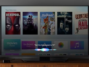 Why isn't the Home app on Apple TV?