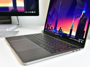 'I surprisingly do not hate the new MacBook Pro running Windows 10'