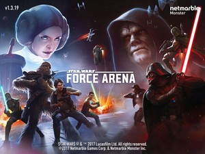 Star Wars Force Arena is now live in the App Store