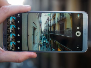 LG G6: The camera wars go wide