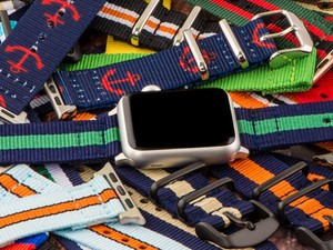 Save 25% on Clockwork Synergy Apple Watch bands!