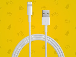 Stock up on Apple's Lightning cables for just $10 today!