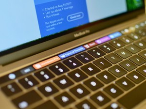 How to use IFTTT with the Touch Bar on the MacBook Pro