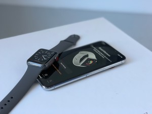 Apple granted a patent for a wireless charging case for Apple Watch