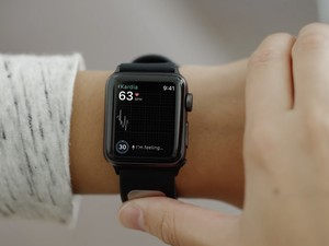 This is the first-ever FDA approved accessory for Apple Watch
