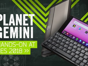 Planet Gemini hands-on: The dream of the 90s is alive in Vegas