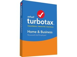 Get your maximum refund with TurboTax's $65 Home & Business tax software