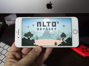 Alto's Odyssey Review: A perfect follow-up to Alto's snowy adventure
