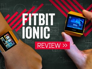 The Fitbit Ionic is (still) a better fitness tracker than smartwatch