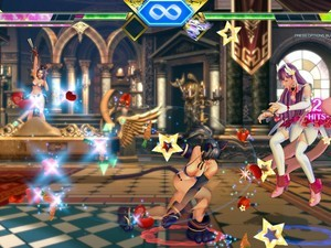 Get started in SNK Heroines: Tag Team Frenzy