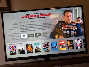 Get The Death of Stalin and more this week on iTunes