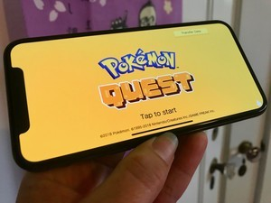 Pokémon Quest is out now on iPhone and iPad!